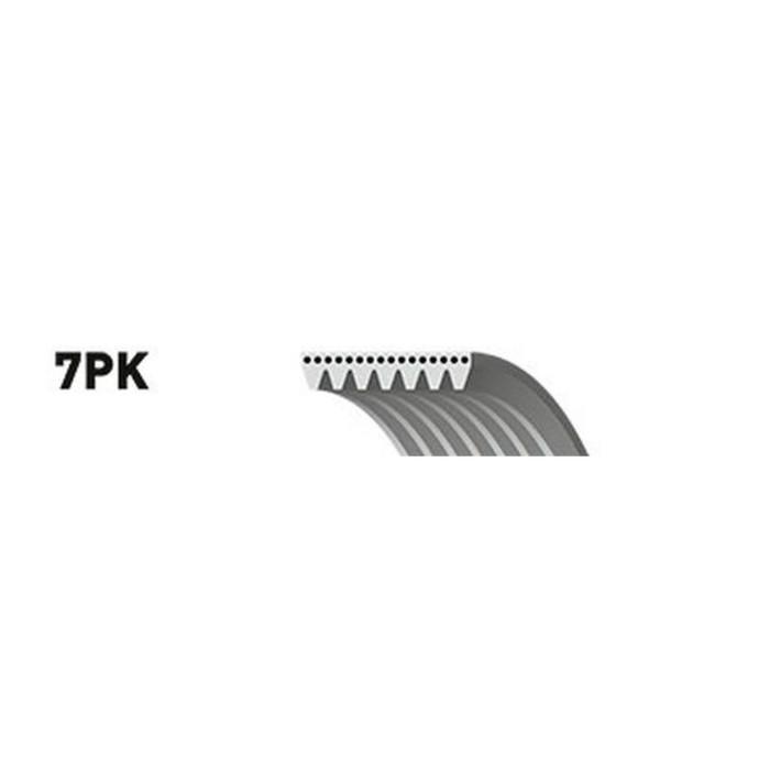 Ремень приводной Gates 7PK1973