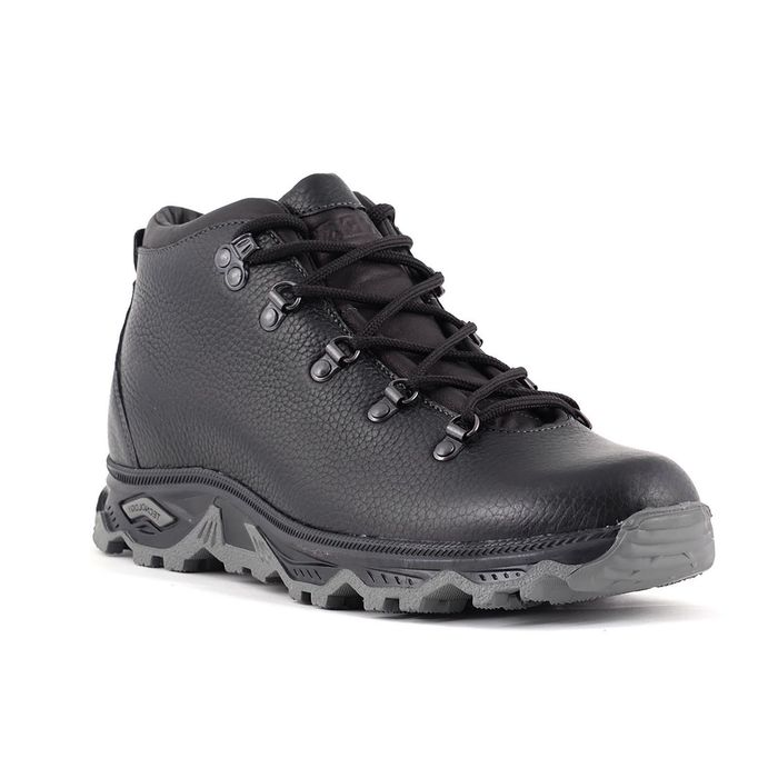 Ботинки TREK Анды, мех, цвет чёрный, размер 37 (арт. 95-01)