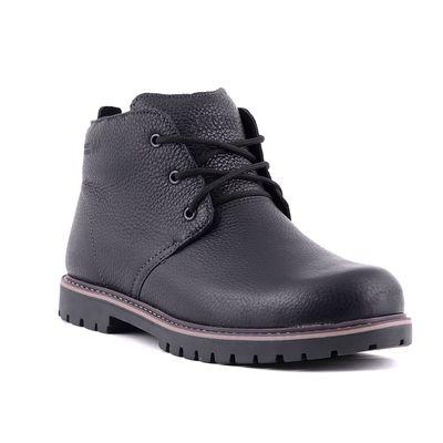 Ботинки TREK Синема 84-01 капровелюр (черный) (р. 44)