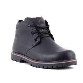 Ботинки TREK Синема 84-01 капровелюр (черный) (р. 45)