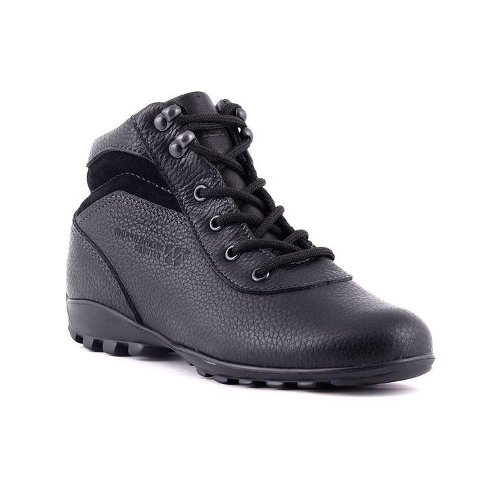 Ботинки TREK Спринт 93-01 капровелюр (черный) (р.36)