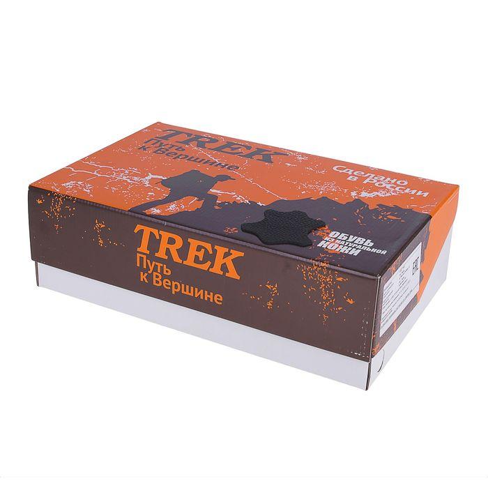 Ботинки TREK Спринт 93-01 капровелюр (черный) (р.41)