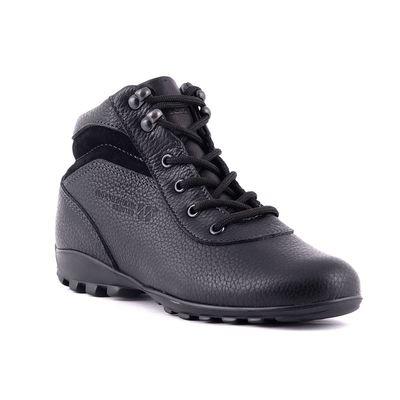 Ботинки TREK Спринт 93-01 мех (черный) (р.36)