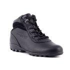 Ботинки TREK Спринт 93-01 мех (черный) (р.37)