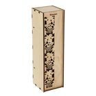 Коробка для вина виноград 38*11*11 см