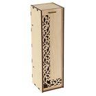 Коробка для вина с орнаментом 38*11*11 см