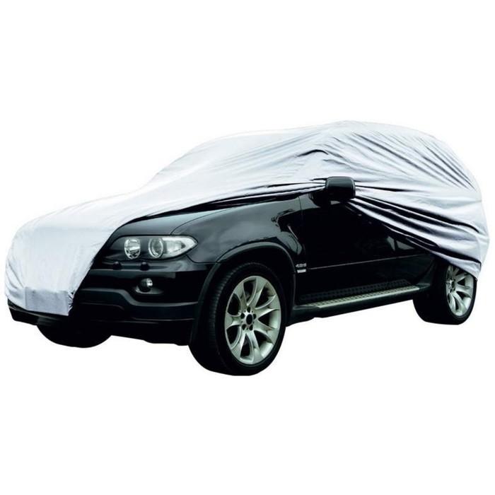 Чехол-тент на автомобиль AVS JC-520, 2XL, 508х196х152 см, водонепроницаемый - фото 1666542