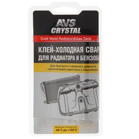 Клей холодная сварка быстрого действия AVS AVK-108, 55 г