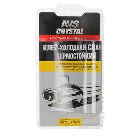 Клей холодная сварка термостойкий AVS AVK-109, 55 г