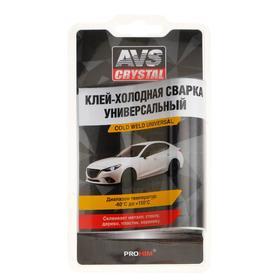 Клей холодная сварка универсальная AVS AVK-110, 55 г