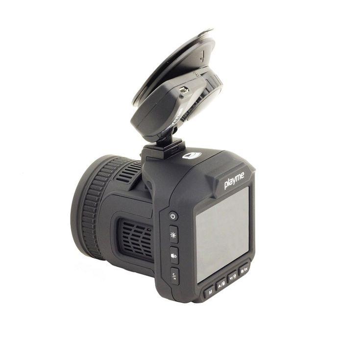 Видеорегистратор PlayMe P400, с  радар-детектором