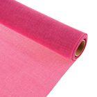 Джут розовый, 0,5 х 4,5 м