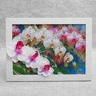 """Картина-гербарий """"Ветки орхидей"""""""