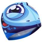 Шапочка для плавания «Акулёнок», детская - фото 106547539