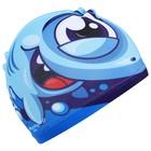 Шапочка для плавания «Акулёнок», детская - фото 106547540
