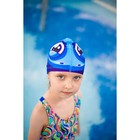 Шапочка для плавания «Акулёнок», детская - фото 106547541