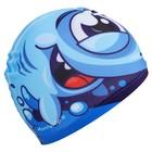 Шапочка для плавания «Акулёнок», детская - фото 106547542