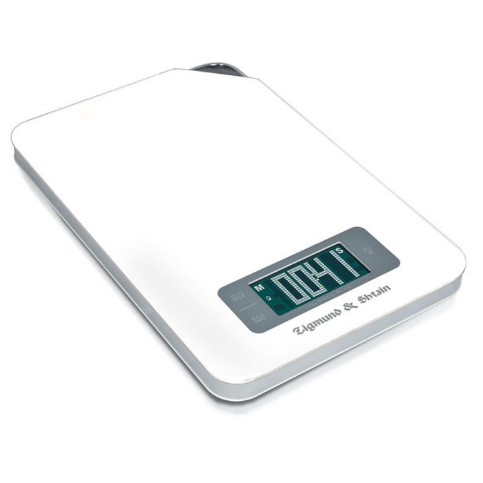 Весы кухонные Zigmund and Shtain DS-25 TW, электронные, до 5 кг