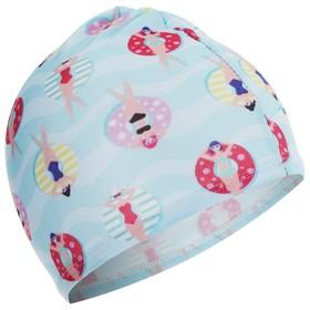 Шапочка для плавания ONLITOP CAKE, детская Ош