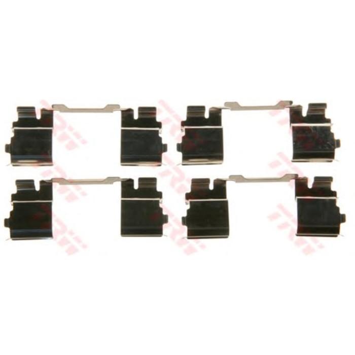 Ремкомплект тормозных колодок TRW PFK574