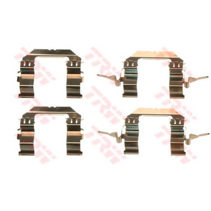 Ремкомплект тормозных колодок TRW PFK569