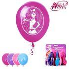 """Воздушные шары (набор 5 шт) """"WINX"""", феи ВИНКС: Блум, 12 дюймов, МИКС"""