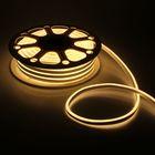 Гибкий неон двухсторонний 8 х 18 мм, 25 метров, LED-120-SMD2835, 220 V, ТЕПЛЫЙ БЕЛЫЙ