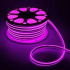 Гибкий неон двухсторонний 8 х 18 мм, 50 метров, LED-120-SMD2835, 220 V, РОЗОВЫЙ