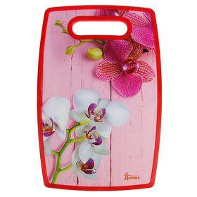 """Cutting Board 30x20 cm """"Orchid"""""""