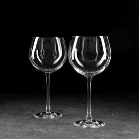 """Набор бокалов для вина 820 мл """"Винтаче"""", 2 шт"""
