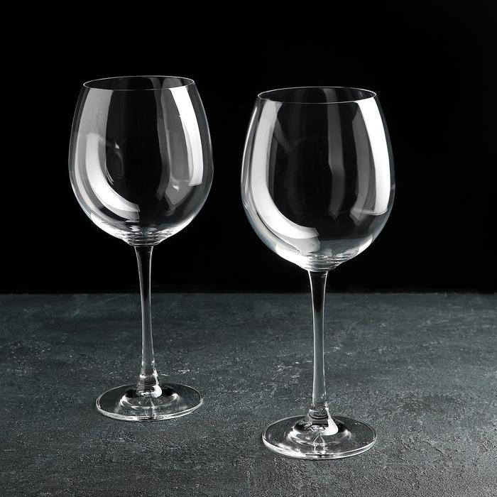 """Набор бокалов для вина 850 мл """"Винтаче"""", 2 шт - фото 308063283"""