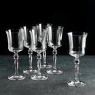 Набор бокалов для вина «Грация» 185 мл, 6 шт - фото 1667364