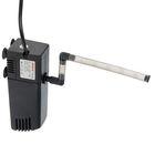 Внутренний фильтр с дождевальной флейтой Jeneca IPF-628, 7 Вт, 450 л/ч, высота подъема воды 0,95 м