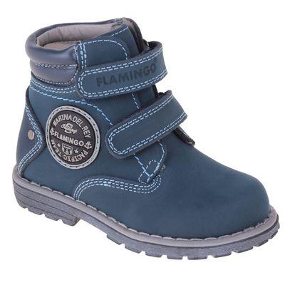 Ботинки детские арт. XB4873-1 (синий) (р. 22)