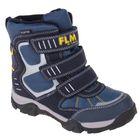 Ботинки детские арт. W6YC022M (синий) (р. 32)