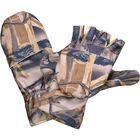 Варежки-перчатки, цвет камыш, размер 24 (L)