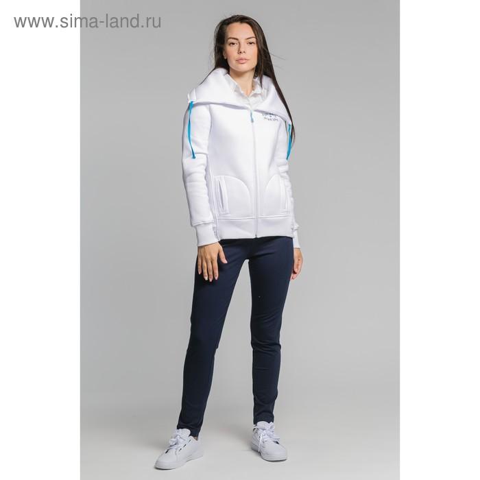 Куртка женская, размер 50, цвет белый (арт. М-602-051 С+)