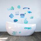 Наклейки для ванной «Моё море», 50 х 70 см