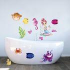 Наклейки декоративные для ванной