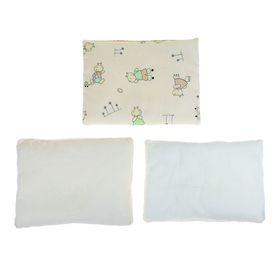 Подушка «Малютка», размер 30х40 см, цвета МИКС Ош