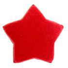 """Игрушка жевательная для собак """"Звезда"""", войлок на пластиковом каркасе, микс"""