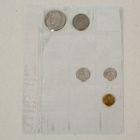Лист для монет, 15 ячеек