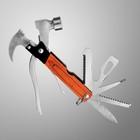 Инструмент многофункциональный 8в1, в чехле, рукоять дерево