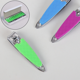 Clippers, a nail knipser, 5.3 cm, MIX color