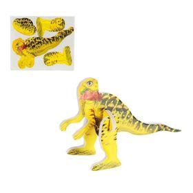 Конструктор 3D «Мир динозавров», МИКС Ош