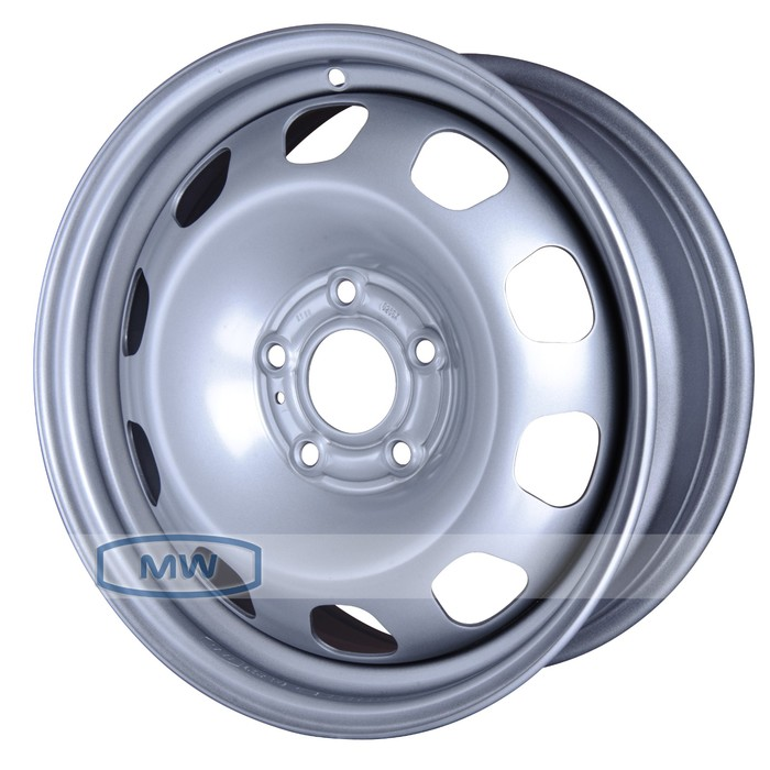 Диск Magnetto (16003 S AM) 6,5Jx16 5x114,3 ET50 d66,0 Silver Renault Duster