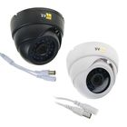 Видеокамера купольная SVplus VHD210, AHD, 1 Мп, 720 Р МИКС
