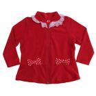 """Куртка для девочки """"Матрёшка"""", рост 98 см (56), цвет красный (арт. ДДД656602)"""