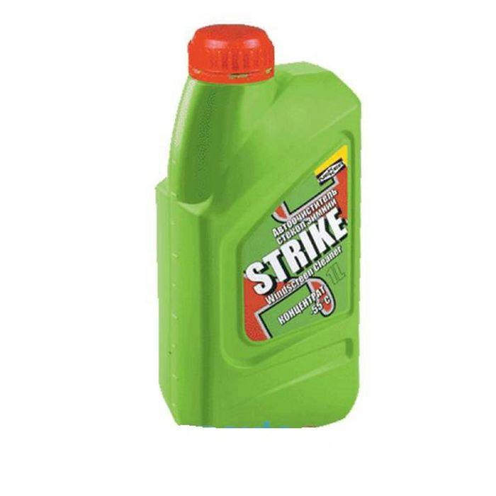 Автоочиститель стёкол Strike, -55 °С, концентрат, 1 л