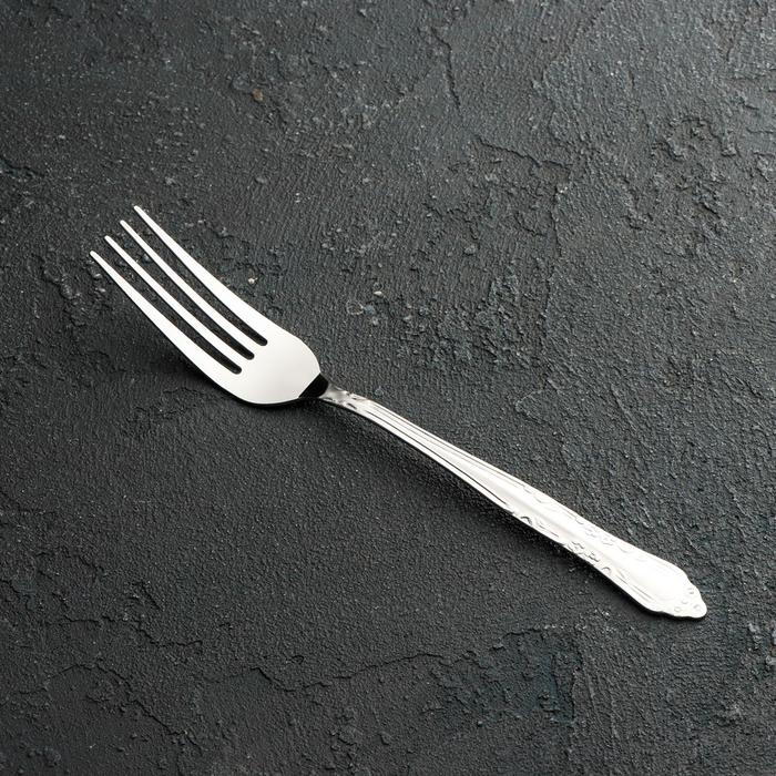 """Table fork 18 cm """"Sonia"""", thickness 1.2 mm"""